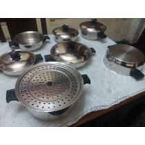 Bateria De Cocina Kitchen-ware De 12 Piezas