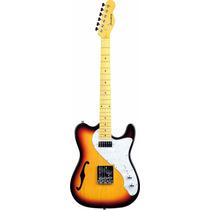 Guitarra Telecaster Strinberg Clg89t - Sb - Sunburst