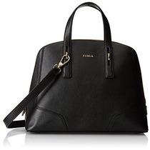 Bolso Furla Perla Medio Satchel Top-handle Bag Winter Rose