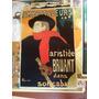 Afiche Vintage Publicitario - Aristide Bruant - Lautrec