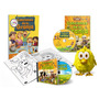 Las Canciones De La Granja Vol. 1 - Dvd + Cd + Libro