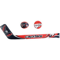 Franklin Sports Nhl Hockey Suave Sport Set Capitales De Wash
