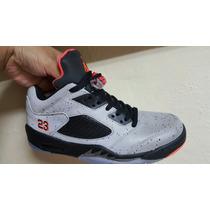 Nike Air Jordan 5 Retro Low Neymar Par Unico Nba Kobe Lebron