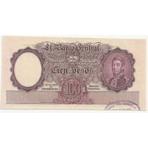 Argentina 100 Pesos Moneda Nacional Prueba
