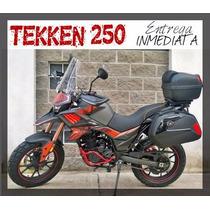 Moto Jawa Tekken 250 0km 2016