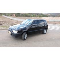 Fiat Uno, 1.0 Flex, 4 Portas, Alarme,trava, Som