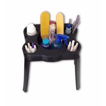Mesa Para Manicure Pedicure Salão De Beleza Esmalte