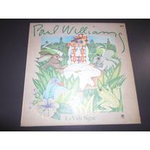 Paul Williams - La Vida Sigue * Disco De Vinilo
