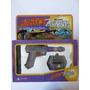 Brinquedo Antigo Pistola Laser Action Na Caixa.