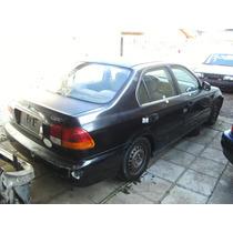 Honda Civic Lx 1.6 16v 1998 Sucata Em Peças Ñ Vti Hatch Ex