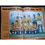 Estadio N° 1892 14 De Nov De 1979 Poster Iberia Bio Bio 79