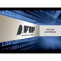 Factura Electronica C/impresión Colegios Prepagas Servicios