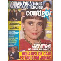 Contigo Nº 782 1990 Regina Duarte