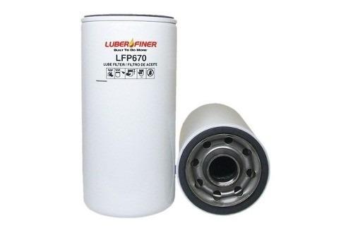 filtro aceite motor cummins lfp3000 / p553000 / 51748