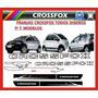 Calco Lateral Crossfox Todos Los Modelos