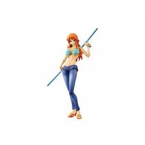 Action Figure Nami -one Piece -17cm- Novo-a Pronta Entrega