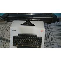 Maquina De Escribir Olympia Sg-3 P Trabajo Pesado