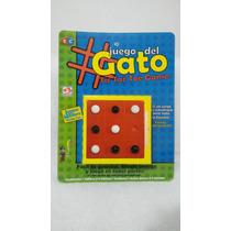 Juego Del Gato - Tic Tac Toe Game