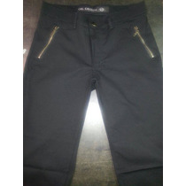 Pantalon Gabardina Elastizado Chupin T M A Xxxl $ 650