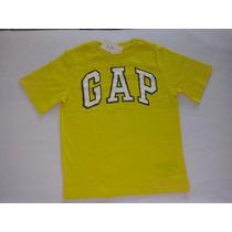 Gap - Camiseta 5t Menino Original Eua No Brasil
