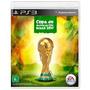 Jogo Copa Do Mundo Da Fifa Brasil 2014 - Ps3 - Em Português