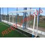 2 Redes Arco Baby Futbol Salon 4 X 2 M Polietilno 2,3 Oferta