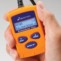 Tb Scanner Actron Cp9550 Obd-ii Pocketscan Plus Diagnostic