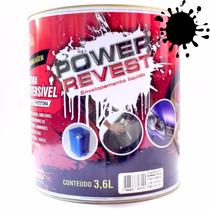 Envelopamento Liquido Power Revest Galão 3,6l Cores