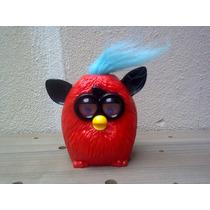 Boneco Furby Clubber Vermelho - 9 Cm - Mcdonalds