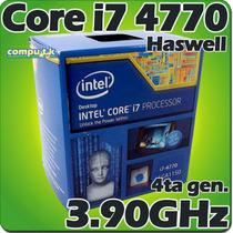 Procesador Intel Core I7 4770 3.90ghz 4nucleos 8procesos 8mb