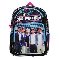 Mochila Escolar Backpack One Direction 1d Importada Hm4