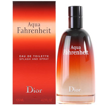 Aqua Fahrenheit De Christian Dior Eau De Toilette 125 .