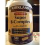 Multivitaminico Super B Complex Marca Kirkland Importado Usa