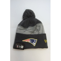 Gorro Gold Collection New England Patriots Nfl New Era