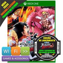 One Piece: Burning Blood Xbox One Lacrado + Brinde