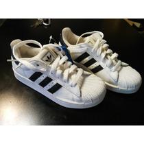 Adidas Superstar2 Para Niño Talla 33 Originales 100%!!