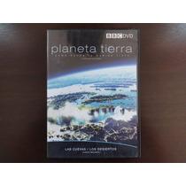 Dvd Planeta Tierra Las Cuevas / Los Desiertos Bbc
