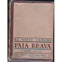 El Viejo Pancho Paja Brava Versos Criollos