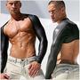 Blusa Colete Couro Sintético Respirável Fitness Importado