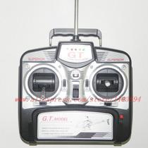 Radio Controle Helicoptero Qs8006 Semi Novo.