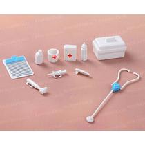 Kit Acessórios Doutora Médica Enfermeira Para Boneca Barbie