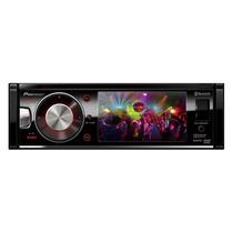 Dvd Player Pioneer Dvh-8680avbt C/tela 3.5, Entradas Usb