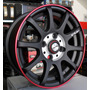 Llanta Deportiva Style Line 355 R14 (4x108)ford,peugeot
