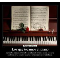 Combo +1000 Partituras Piano Principiantes Fàciles Hermosas!