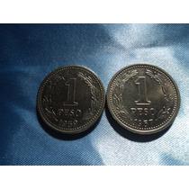 1 Peso Argentino De 1957 Y 1959