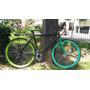 Bicicleta Fixie Varios Colores Personalizada