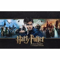 Harry Potter Boxset Hogwarts Collection Blu-ray + Dvd + Dc
