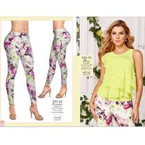 Pantalon Cklass Multicolor Primavera Verano 2016 Nuevo