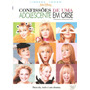 Dvd Confissões De Uma Adolescente Em Crise Orig/dub/usado