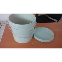 Cubeta De Plastico De 4 Lts Reciclada